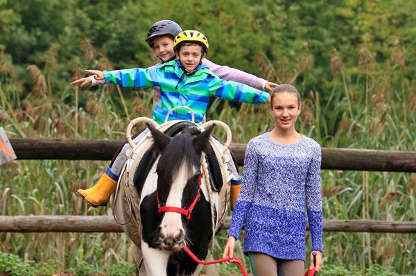 Pferdeerlebnis Reitpädagogik Wien